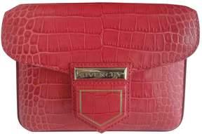 Givenchy Nobile leather crossbody bag