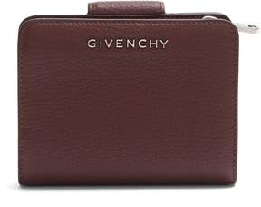 Givenchy Pandora leather wallet