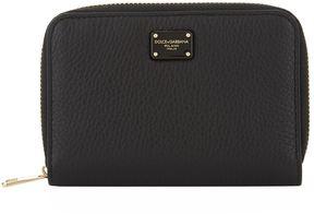 Dolce & Gabbana Small Zip Around Wallet - MULTI - STYLE
