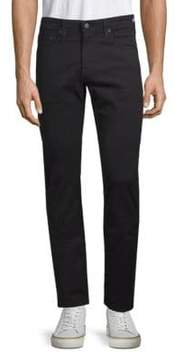 AG Adriano Goldschmied The Matchbox Slim-Straight Twill Jeans