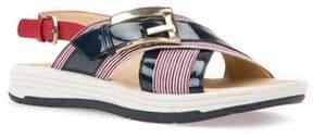 Geox Koleos Crisscross Sandal