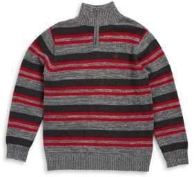 Calvin Klein Jeans Boy's Half-Zip Sweater