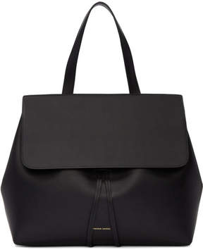 Mansur Gavriel Black Leather Lady Bag
