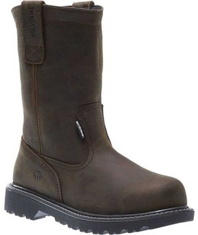 Wolverine Floorhand 10 Wellington Waterproof Steel Toe Boot (Women's)