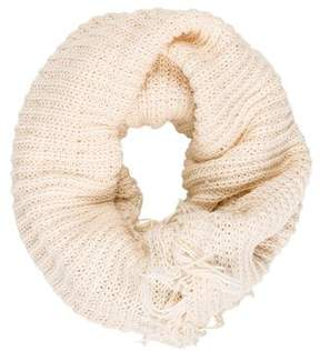 Donni Charm Jersey-Lined Rib Knit Snood w/ Tags
