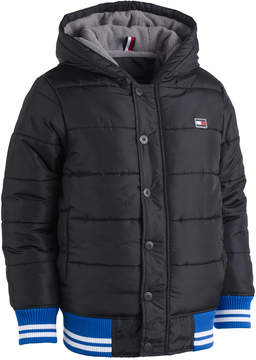 Tommy Hilfiger Kramer Hooded Puffer Coat, Little Boys (4-7)