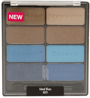 Black Radiance Eye Appeal Shadow Collection Island Blues