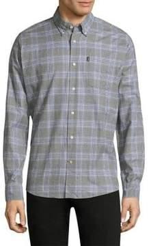 Barbour Louis Plaid Regular-Fit Cotton Button-Down Shirt