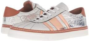 M Missoni Silver Sneakers