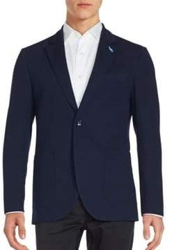 Tailorbyrd Chirico Stretch Fabric Blazer