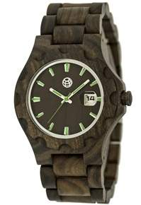 Earth Gila Dark Brown Watch.