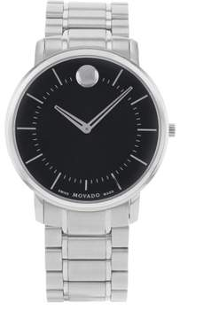 Movado Thin Classic 0606687 Stainless Steel Quartz Men's Watch