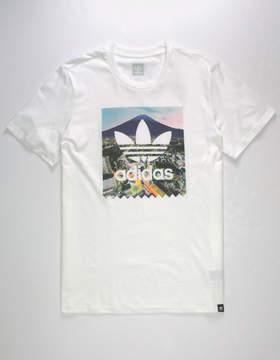 adidas Tokyo Photo Mens T-Shirt