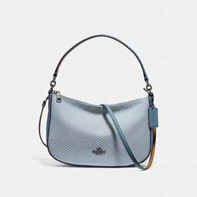 COACH Coach New YorkCoach Chelsea Crossbody - CHAMBRAY/DARK GUNMETAL - STYLE