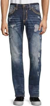 Affliction Men's Ace Distressed Jeans