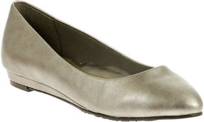 Hush Puppies Soft Style by Darlene Leather Wedge Pumps