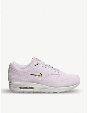 Nike 1 Jewel suede trainers