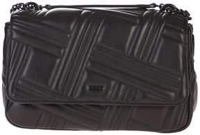DKNY Black Quilted Shoulder Bag
