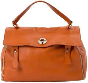 Saint Laurent Muse Two leather handbag - ORANGE - STYLE