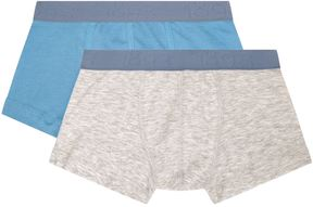 Petit Bateau Boxer Shorts (Set of 2)