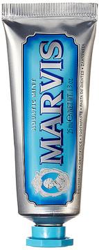Marvis Travel Aquatic Mint.