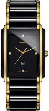 Rado R20204712 Integral high-tech ceramic and diamond watch