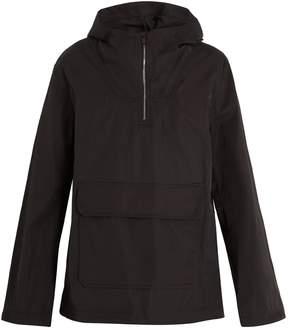 A.P.C. Duty shell hooded jacket