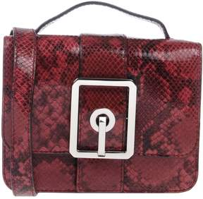 Rebecca Minkoff Handbags - MAROON - STYLE
