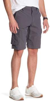 Burnside Solid Cargo Shorts