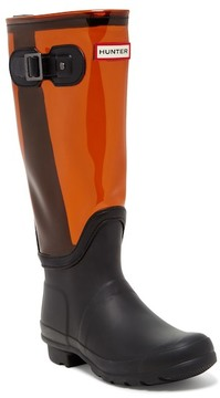 Hunter Clear Waterproof Boot