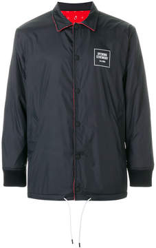 Opening Ceremony zipped fitted jacket