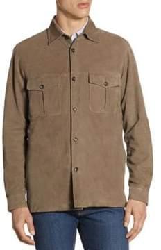 Luciano Barbera Spread Collar Jacket