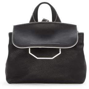 Louise et Cie Malin Convertible Leather Satchel