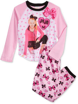 Nickelodeon 2-Pc. Jojo Siwa Pajama Set, Little Girls (4-6X) & Big Girls (7-16)