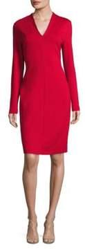 Escada Dzanna Long Sleeve Dress