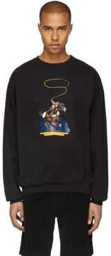 Noon Goons Black Wrangle Em Sweatshirt
