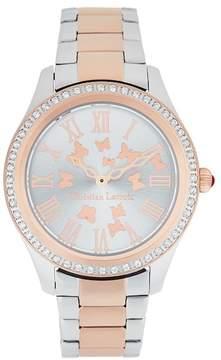 Christian Lacroix Women's Butterfly Crystal Bracelet Watch, 37.5mm