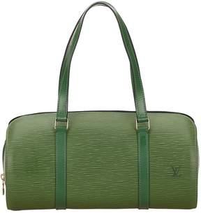 Louis Vuitton Papillon leather handbag