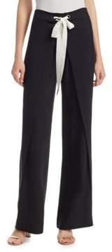 Cinq à Sept Nica Lace Front Pants