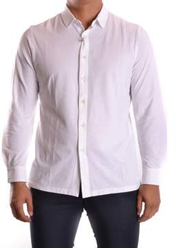 Altea Men's White Cotton Shirt.