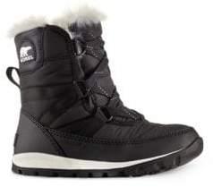 Sorel Kid's Whitney Short Snow Boots