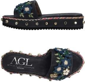 Attilio Giusti Leombruni AGL Sandals