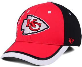 '47 Kansas City Chiefs Crash Line Contender Flex Cap
