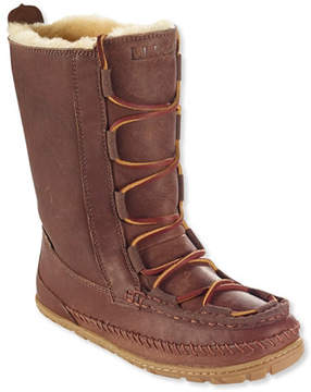 L.L. Bean Women's Wicked Good Lodge Boots, Leather