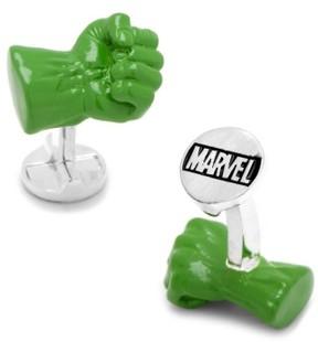 Cufflinks Inc. Men's Cufflinks, Inc. Marvel Hulk Fist Cuff Links