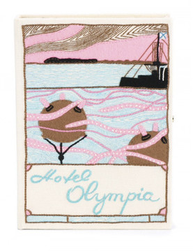Olympia Le-Tan 'Hotel Olympia' book clutch