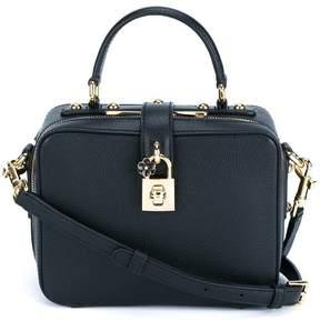 Dolce & Gabbana Rosaria Box Lock Bag