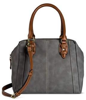 Merona Women's Boxy Satchel Handbag