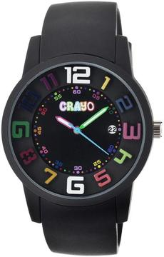 Crayo Festival Collection CR2006 Unisex Watch