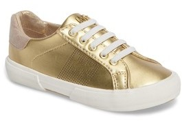 MICHAEL Michael Kors Toddler Girl's Ima Court Sneaker